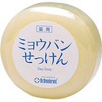 ミョウバン石鹸