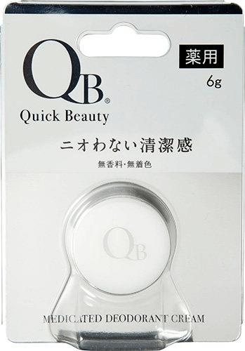 QB デオドラントクリーム L 6g
