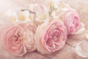 薔薇とジャスミンの香福