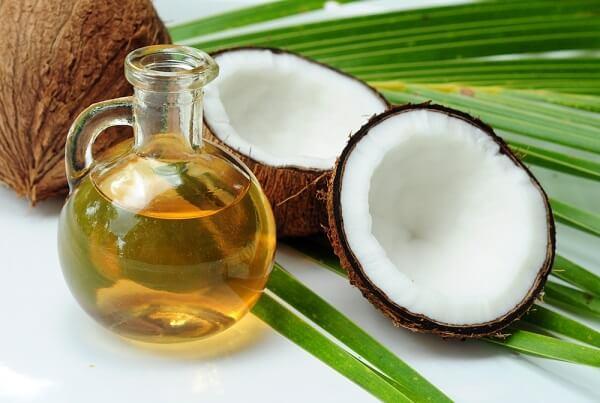 ココナッツオイル画像