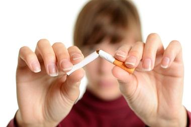 禁煙 体臭